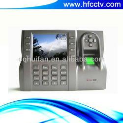 Bio Employee Time Clock with RJ45,USB HF-Iclock580, bio time attendance,tiempo de asistencia