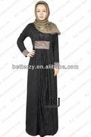 Latest Islamic Abaya Collection for Muslimah WAB840