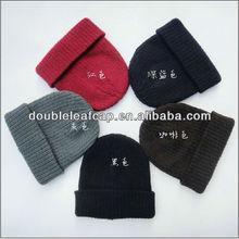 2014 Fashion men trendy hats / cotton hat / cool winter hats for men
