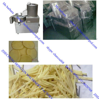potato chips/potato cutter /potato chips machine