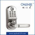 electrónico de seguridad llave cerradura de la puerta