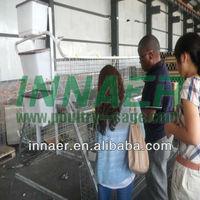 Low Carbon Steel Wire Galvanized Chicken Cage /chicken layer cage for farm