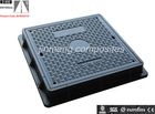 Manhole Cover En124 D400 SMC Composite Square Manhole Cover with BSI