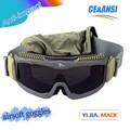 De alta qualidade óculos de proteção táticos atirando uso militar tactical goggles anti UV óculos de proteção táticos militares