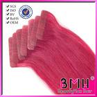 Good sale popular style skin weft pu glue virgin tape hair extensions
