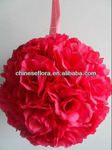 Yapay gül bilyalı, düğün gül çiçek tükenmez