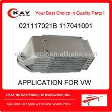 Transmission oil cooler Transporter Engine Oil Cooler VW 021117021B