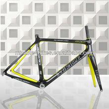 First look carbon frameset bike frame carbon road