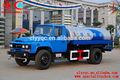 Dongfeng 4x2 citern 6000 litre d'eau potable utilisée réservoir d'eau camion à vendre