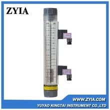 LZM-15G Female water flow meter with alarm limit switch