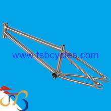 TSB- BM1101 China titanium bmx bike frame