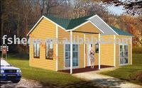 Well designed light steel villa house