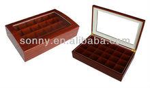 Hot sale open fashion tea packaging box