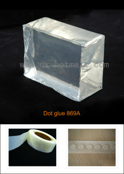 Good lamination dot glue for cosmetic box