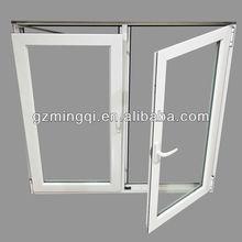 aluminum tile & turn window