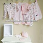 HOT mom and bab baby clothing ,newbonr baby gift set 10in1,newborn gift set