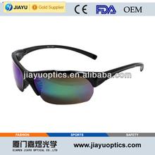 Plastic tr90 sports eyewear football