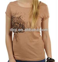 ladies fashion summer korea t-shirts