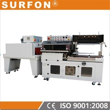 Instant Noodles Cups Sealing and Shrink Machine