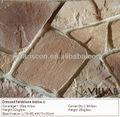 Artificial pedra rocha decorativa lareira manto 90034-c