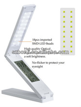 New !! Folding Rechargeable eye-protect led standing reading lamp