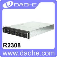 2U R2308-03A 8 bays Storage Server Rackmount Chassis
