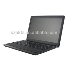 15.6'' inch LCD display notebook,Intel D2500 1.86Ghz+2GB,support dvd driver,with Integrated 1.3mege pexls- good laptop computer