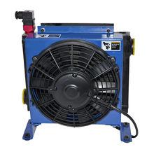 air hydraulic fan oil cooler
