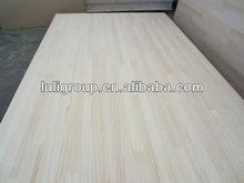 finger joint pine lumber board