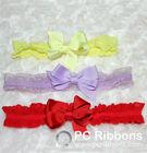 Lace Elastic Baby Headband