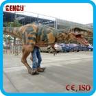 Attractive amusement inflatable dinosaur costume