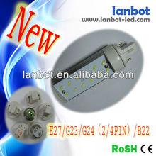 5630 g24 2/4pin 6w led plug light or plug lamp