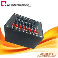 HOT SALE 8 ports wavecom q2303 gsm/gprs modem at command