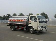 Dongfeng Furuika 4x2 chemical tanker truck 3CBM