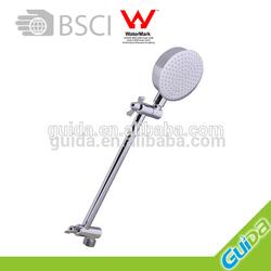 A/D shower arm, Brass Chrome All Directional Shower Arm