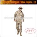 Acu 2 terylen/pamuk dijital ormanlık kamuflaj ordu askeri giysiler