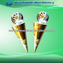 Kraft paper for ice cream cone