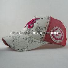 high quality 100% cotton kids sun hat