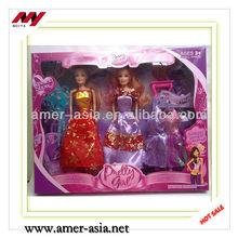 11.5 Inch Plastic Fashion Doll plastic bjd dolls