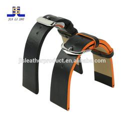 2014 hot selling new fashion crocodile leather watch strap