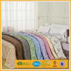 Micro sherpa blanket soft sherpa fleece blanket plush blanket