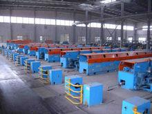 Automation Bright steel Straight Line Wire Drawing machine/Nail Making Machine