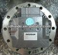 Japón original Nabtesco GM09 excavadora travel motor / transmisión final completo / montaje para PC75UU-1