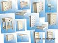 Jogo de quarto ( móveis de madeira )
