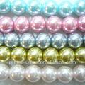 decorativos de la perla deimitación cuentas