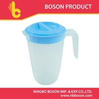 2L plastic pitcher,jug,water cooler jug