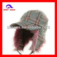 Custom earflap walmart winter hats for sale