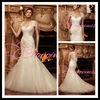 mermaid lace wedding dress vestidos de novia