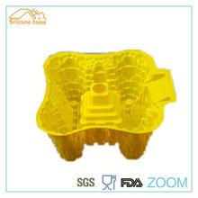world silicone cake molds