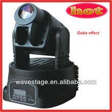 cheaper !!! 15w mini led moving head spot (WLEDM-12)
